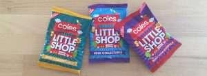 coles little shop budget
